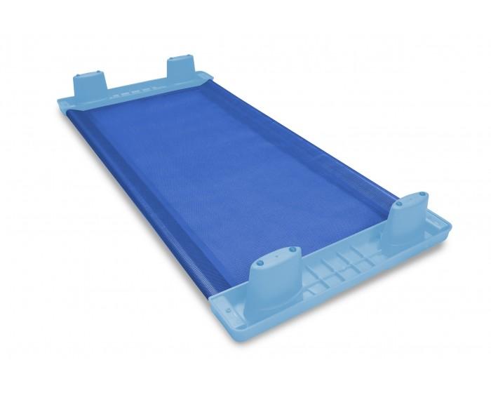 Kit com 10 Caminhas Empilháveis Azuis Freso