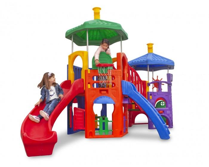 Playground Aquarius Petit com Telhadinho