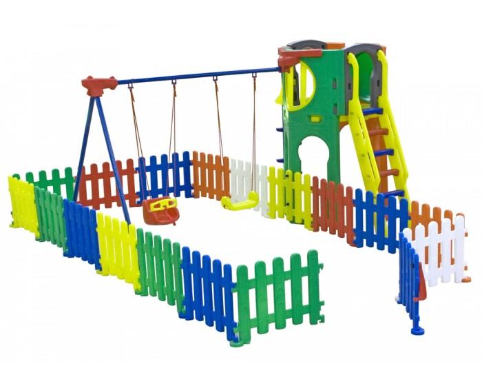 Playground Antares com 18 Cerquinhas