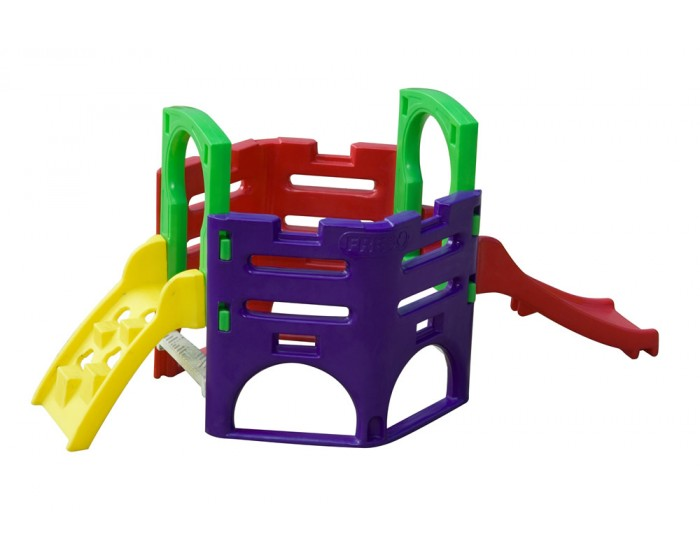 Playground Miniplay com Escalada