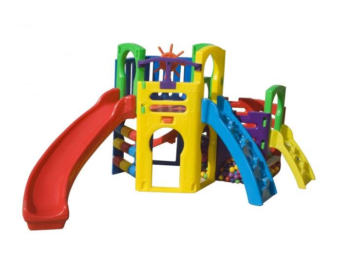 Playground Multiplay Festa com 500 Bolinhas