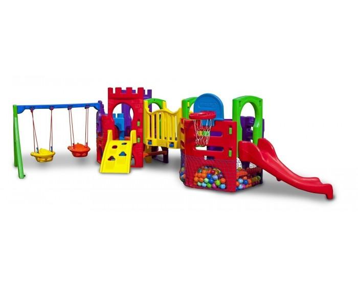 Playground Petit Play Festa com Balanço