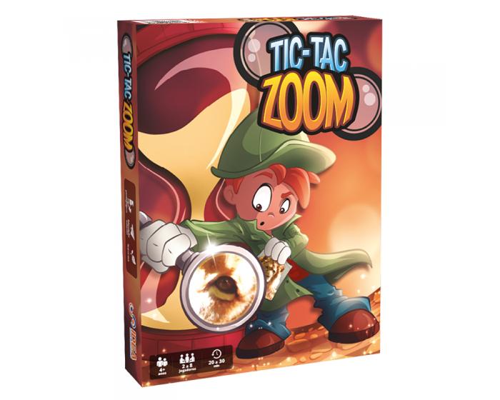 Jogo Tic-Tac Zoom