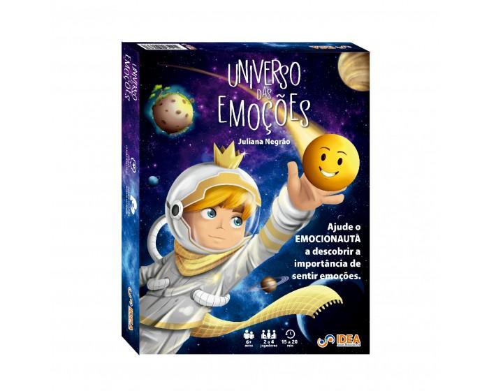 Jogo Terapêutico Universo das Emoções