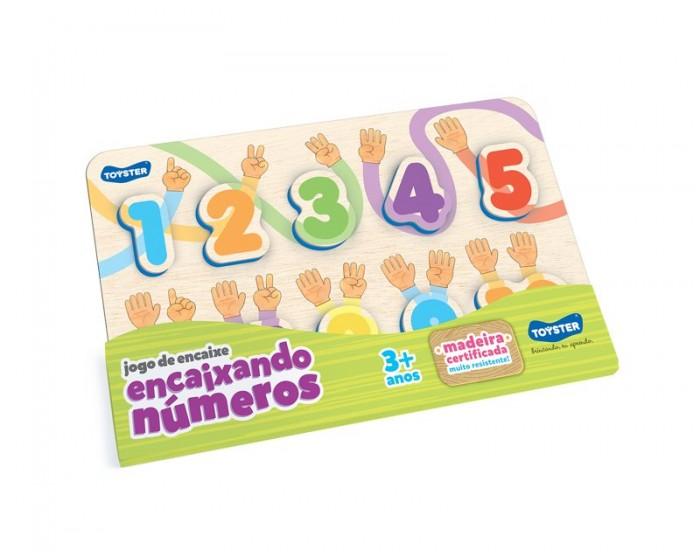 Jogo Encaixando os Números