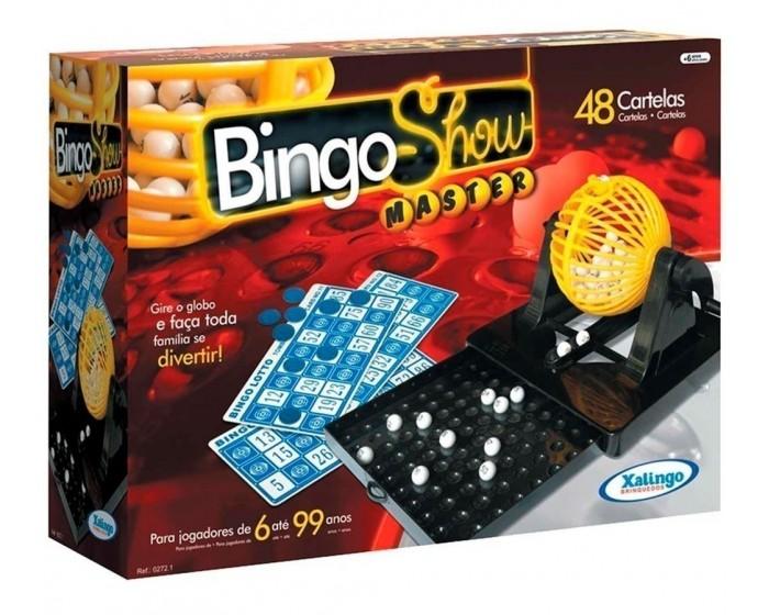Jogo de Bingo com Gaveta