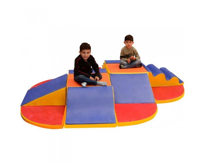 Playground Espumado Activity Master 2 com 14 Peças