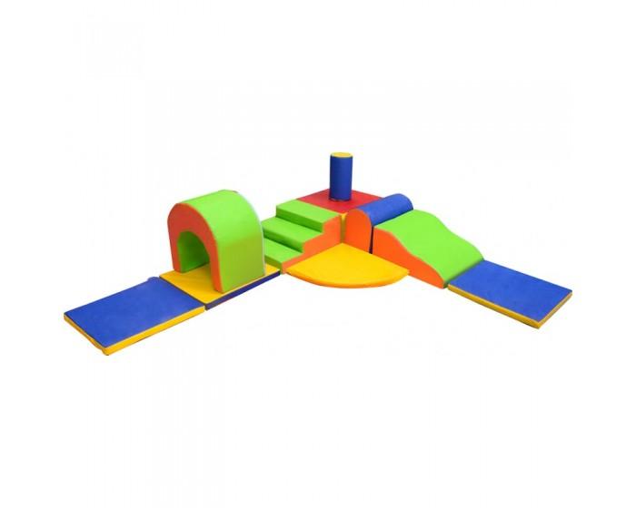 Playground Espumado Circuito Baby Segundo Desafio