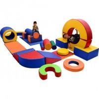 Playground Espumado com 22 Peças