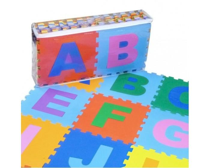 Tapete Alfabeto 26 peças em E.V.A