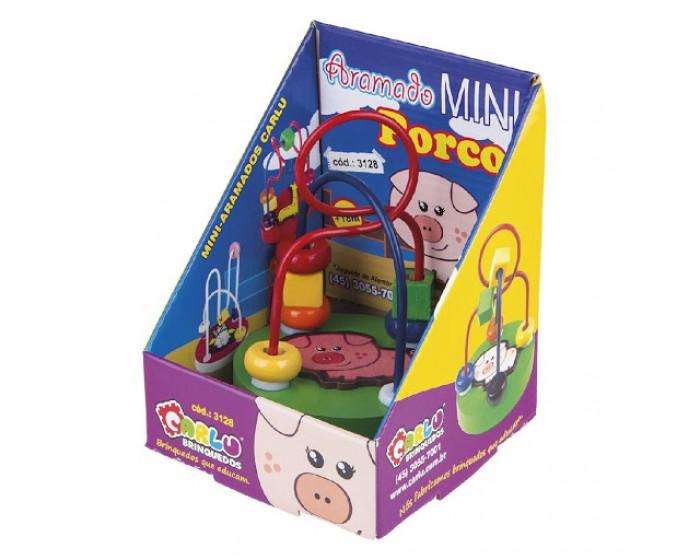 Mini Aramado Porco