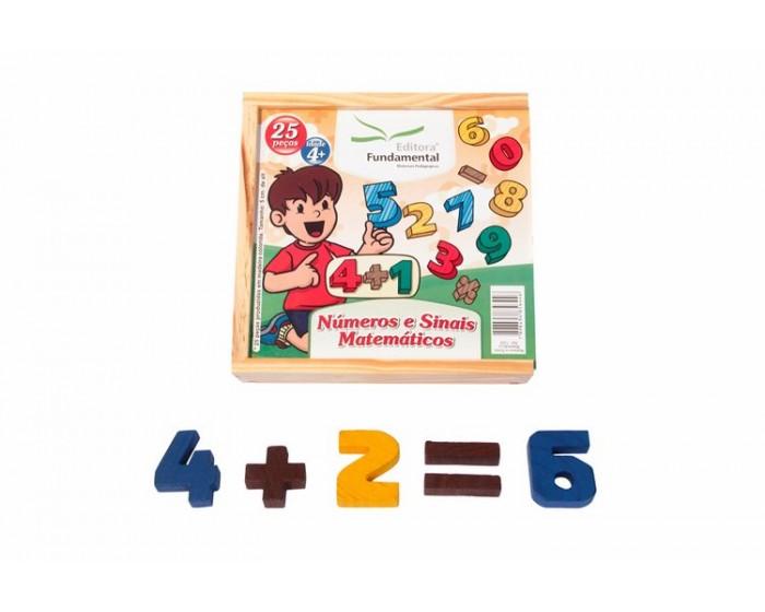 Números e Sinais Matemáticos