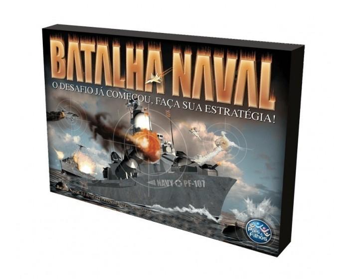 Jogo de Estrategia Batalha Naval
