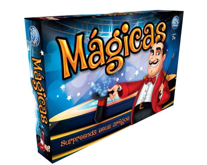 Jogo de Mágicas Pais e Filhos