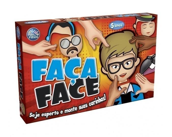 Jogo de cartas Faça a Face