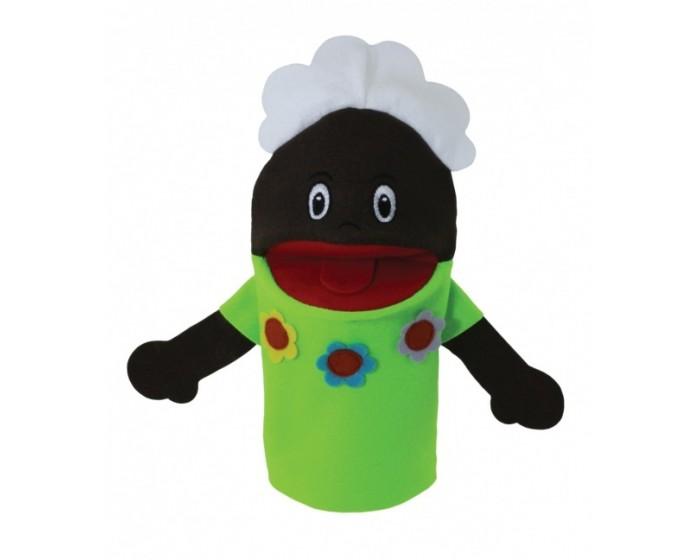 Fantoche de Mão Avó Negra
