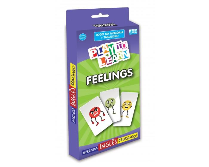 Jogo da Memória e Tabuleiro Feelings