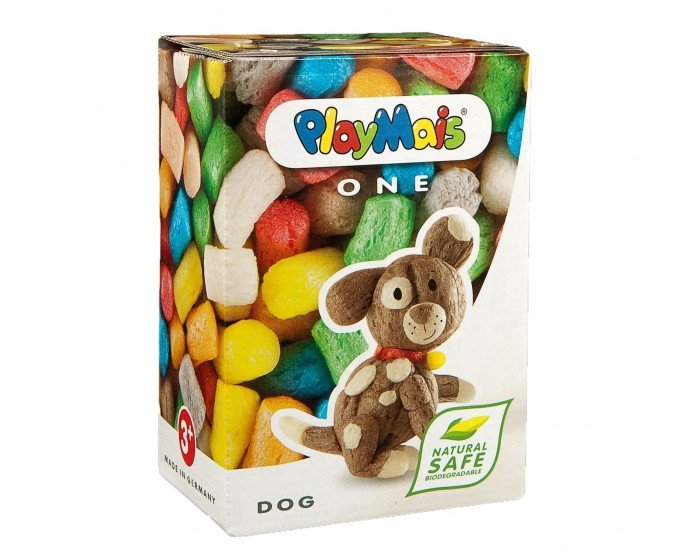 PlayMais One Dog Brinquedo de Montar