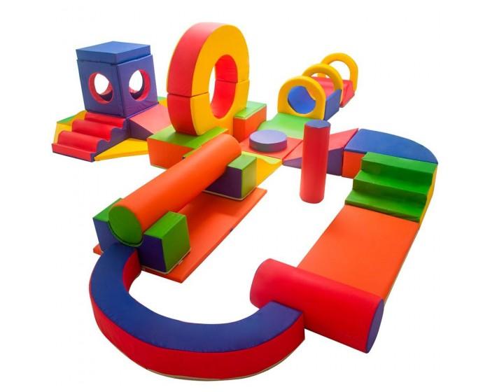 Playground Espumado Centro de Atividades 40 Peças
