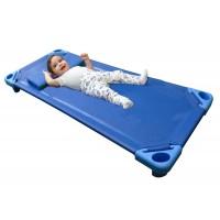 Caminha Infantil Empilhável Azul