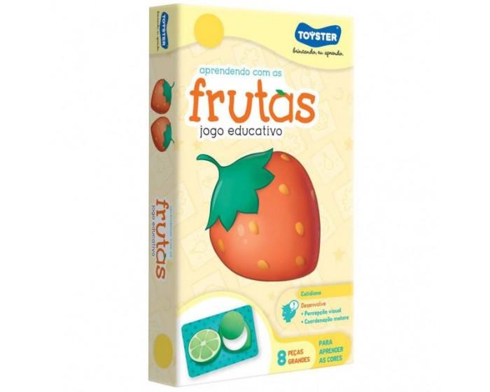 Jogo Educativo Aprendendo com as Frutas