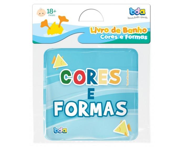 Livro de Banho Cores e Formas