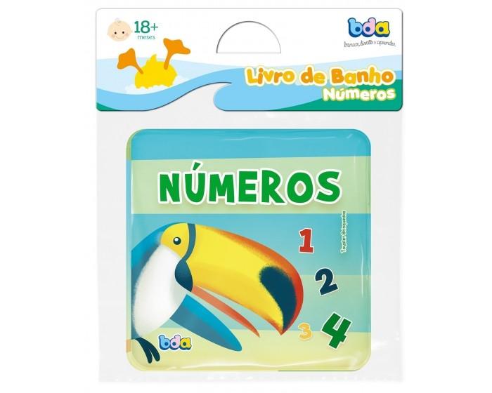 Livro de Banho Números