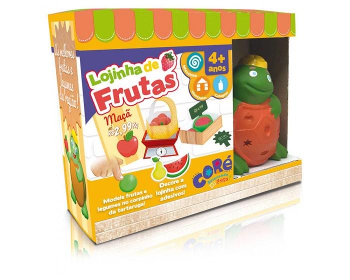 Kit e Massinhas Lojinha de Frutas