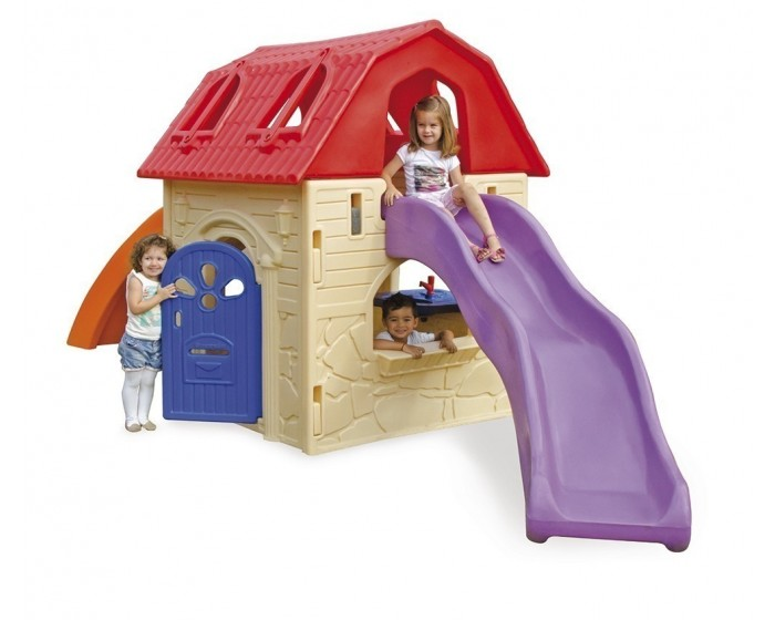 Casinha Dois Andares Play House