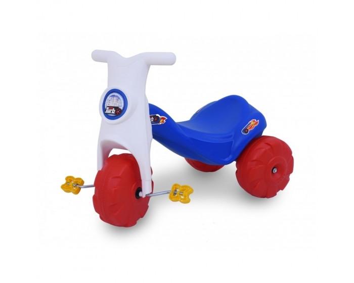 Triciclo New Turbo Azul Xalingo