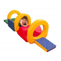 Playground Espumado Passa Minhoca