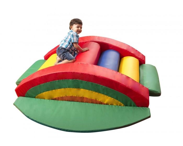 Playground Espumado Ponte Arco-íris