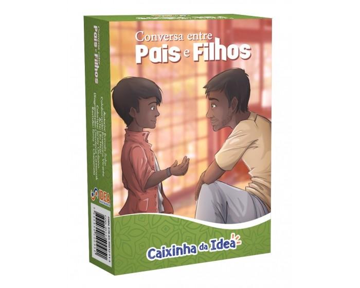 Jogo Terapêutico Conversa Entre Pais e Filhos