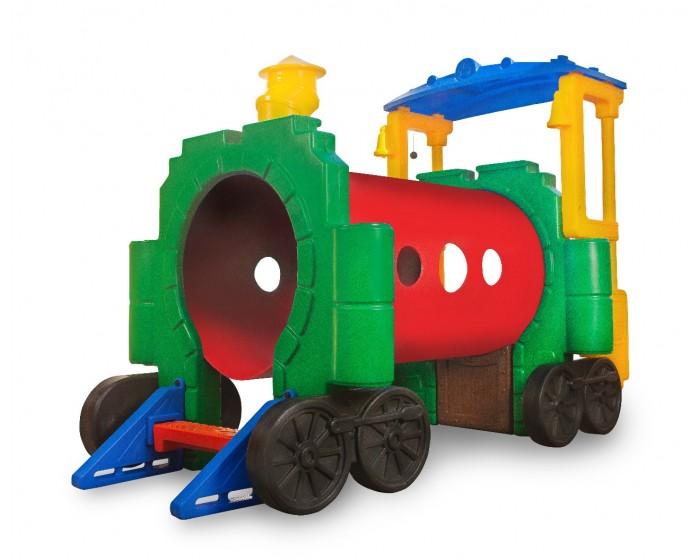 Playground Infantil Túnel Trenzinho Freso
