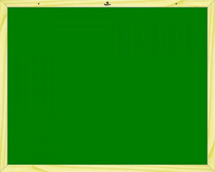 Quadro Verde 80x100 cm