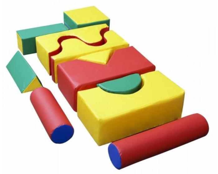 Playground Espumado Geométrico 12 Peças