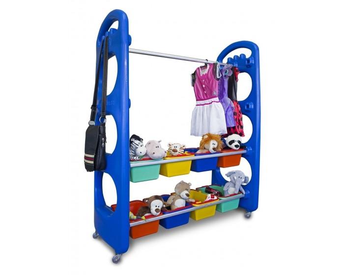 Organizador de Brinquedos com Cabide Arrumadinho