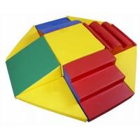 Playground Espumado Activity Master 1 com 9 Peças
