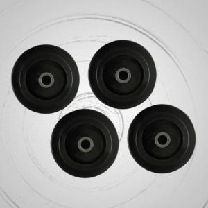 Rodas do Trilho 3″- Reformer (kit com 4)