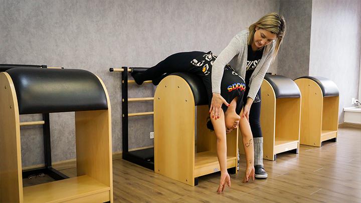 Aula de Pilates em são paulo- Nanô Pilates