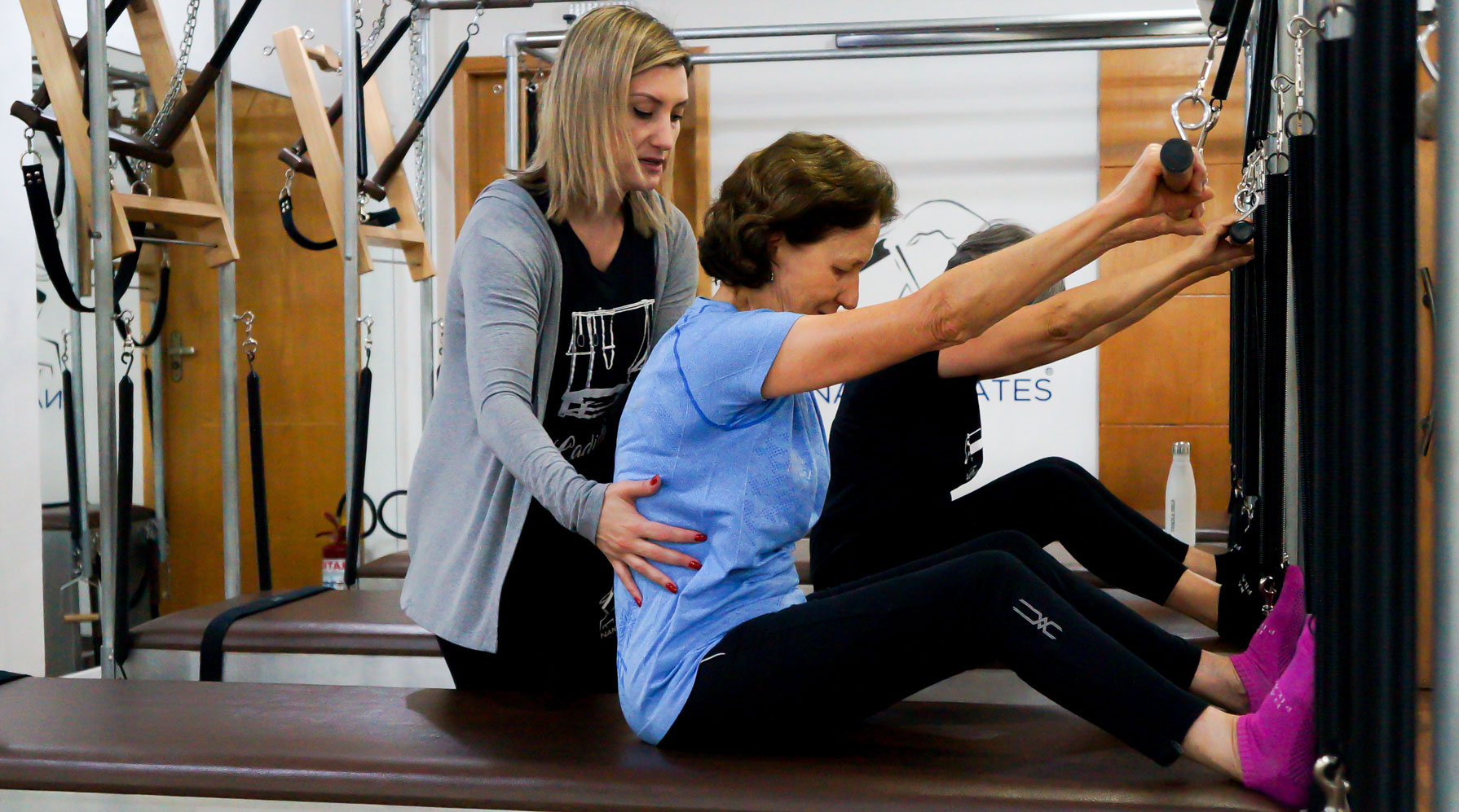 Aulas de Pilates no Brooklin - Nanô Pilates