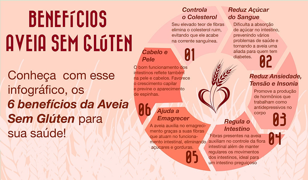 beneficios-da-aveia COOKIE INTEGRAL DE DOCE DE LEITE