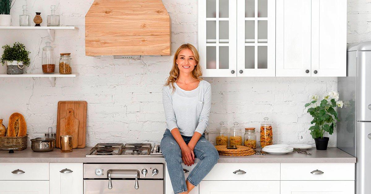 Como organizar uma cozinha - Organizar Transforma