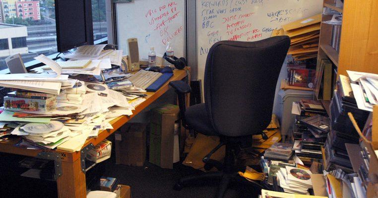 Desorganização - Organizar Transforma