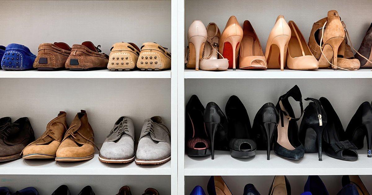 Como organizar sapatos - Organizar Transforma
