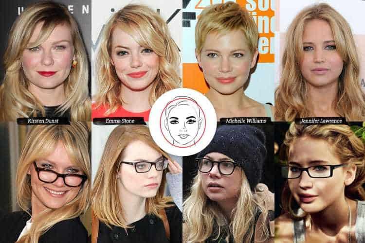 Como escolher o óculos ideal para o seu tipo de rosto 5d4c6df811