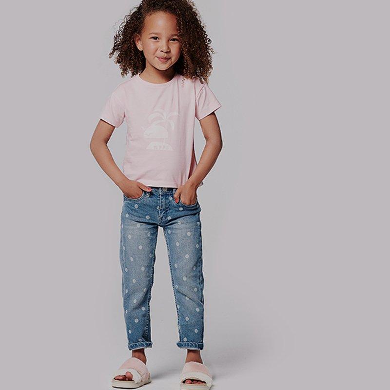 T-Shirt Clark Pink