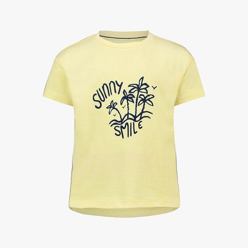 T-Shirt Clark Yellow