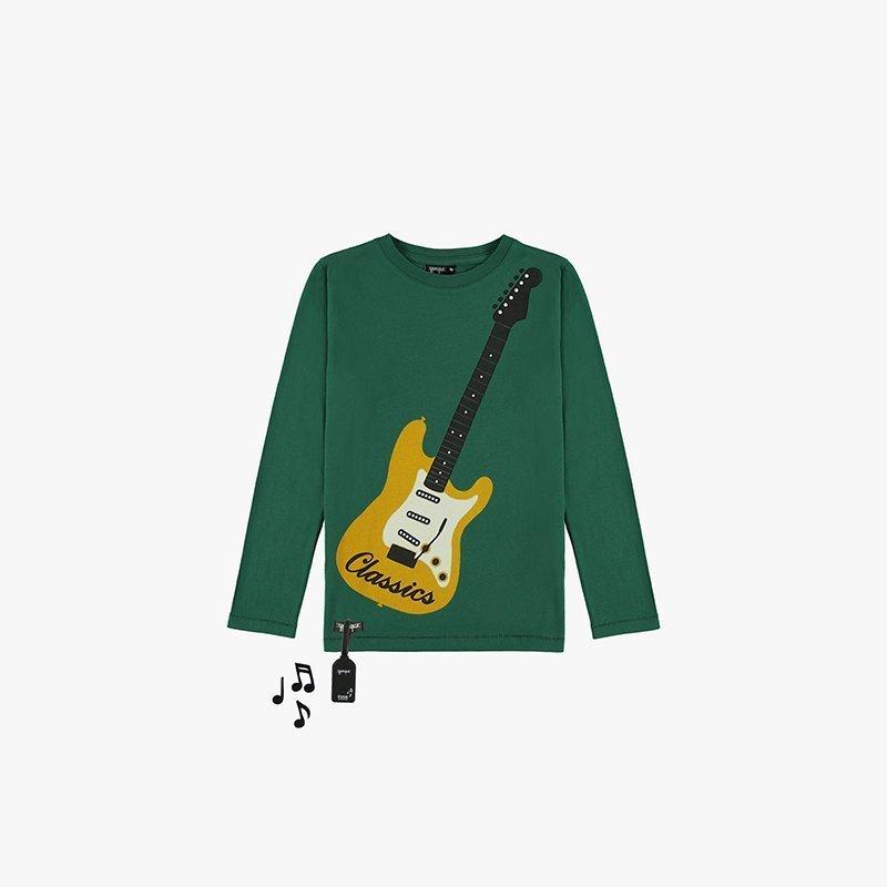 Sound Longsleeve Air Guitar