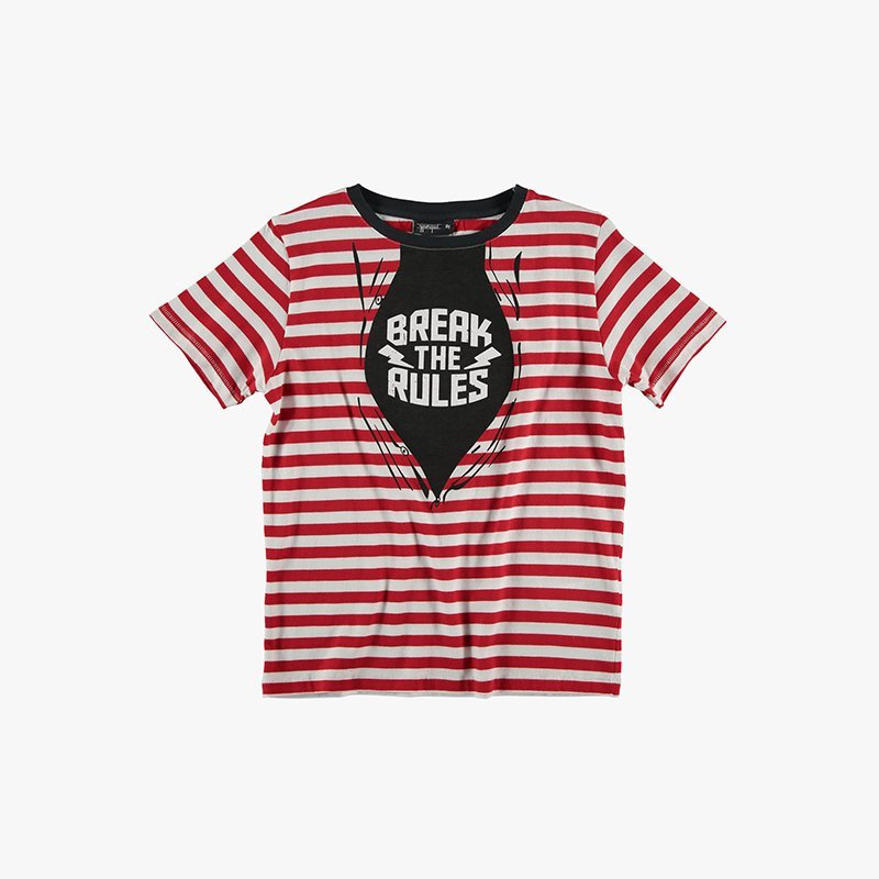 T-shirt Breaking Rules